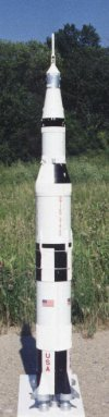 Sirius Rocketry 1:64 Super-Scale Saturn V