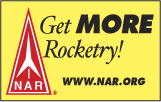 Join the NAR and get MORE out of rocketry!