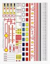 Sirius Rocketry Detail Decal Sheet No. 1