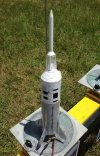 Real Space Rockets Little Joe II A-004