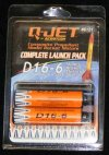 Quest Q-Jet D16-6 Rocket Engines (2pk)