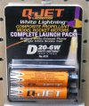 Quest Q-Jet D20-6W Rocket Engines (2pk)