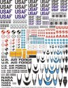 Sirius Rocketry Detail Decal Sheet No. 3