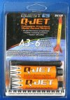 Quest Q-Jet A3-6 Rocket Engines (2pk)