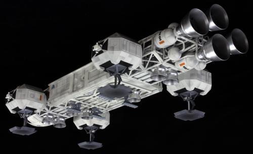 MPC Space:1999 Eagle 22 Plastic Model [MPC 825] - $101 24